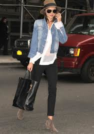 Miranda Kerr Ankle Boots Celebrity Style Woman's Fashion