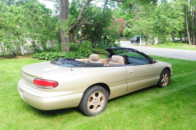 chrysler sebring convertible for sale flickr photo sharing. Black Bedroom Furniture Sets. Home Design Ideas