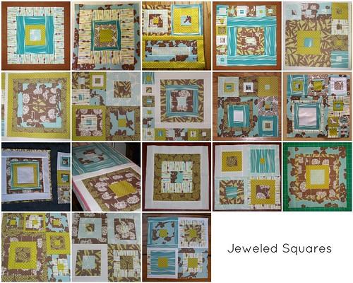 Jewel Box Squares so far...