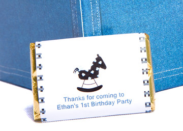 Personalised Chocolate Bars for Children Parties