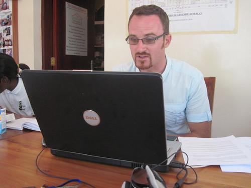 Alan our Kenyan from Mayo