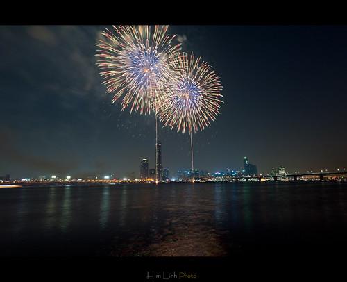 Seoul International Fireworks Festival 2011