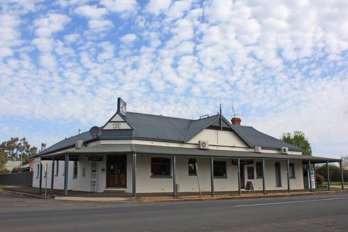 Royal Hotel, Cudal, NSW.