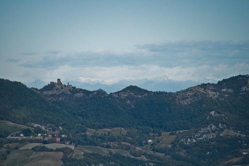 Castello di Carpineti e Alpi