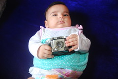 Born To Shoot 2 Month Old Nerjis Asif Shakir by firoze shakir photographerno1