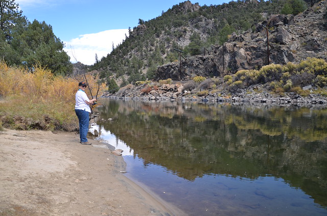 leadville co fishing on arkansas river 10 16 11 077