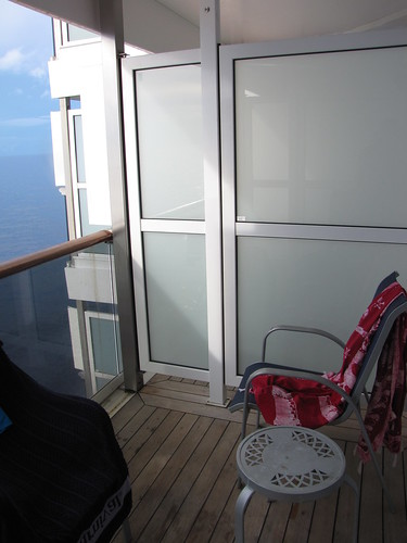 Carnival legend question cruise critic message board forums for What does balcony mean