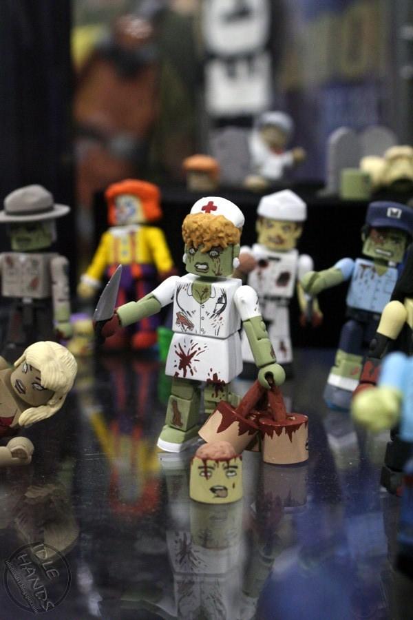 NYCC Zombie Minimates A03