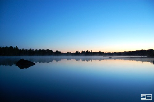 blue sunset sea summer lake reflection nature water sunrise reflections photography dawn still dusk styrox