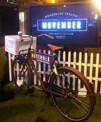 movember bike