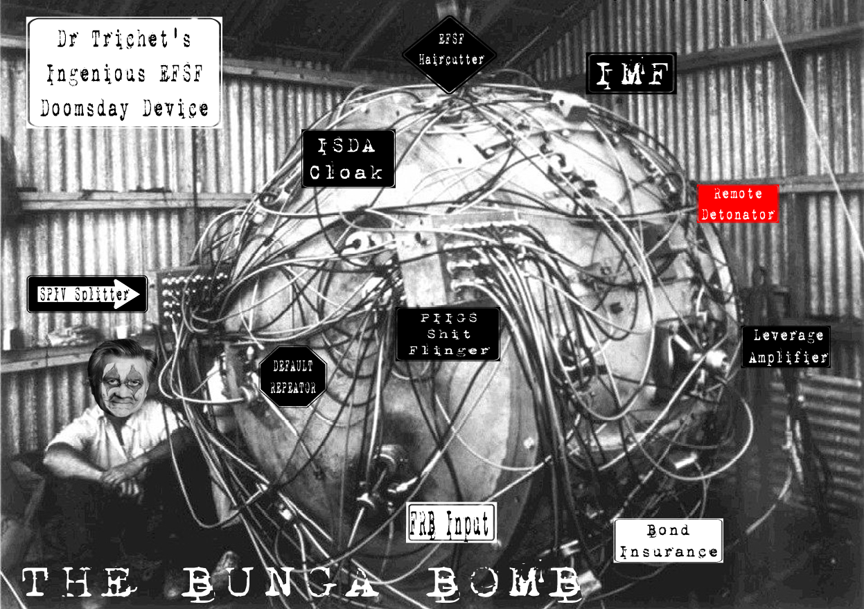 THE BUNGA BOMB