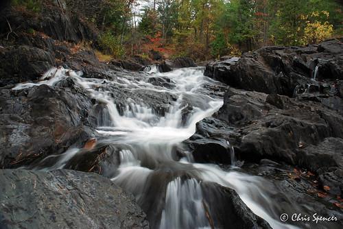 ontario waterfalls cordovamines cordovafalls