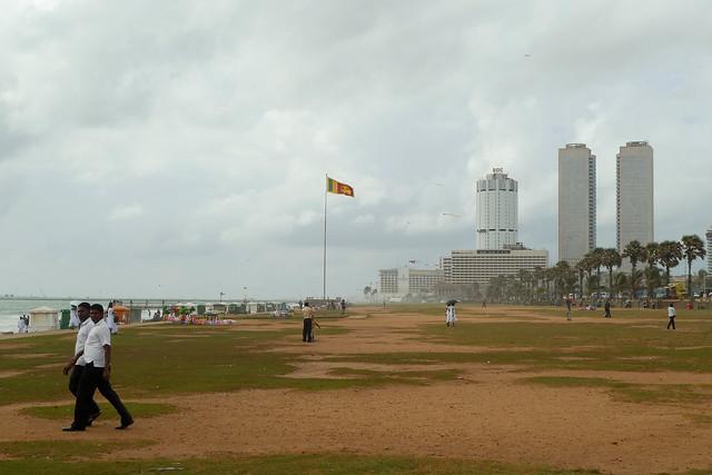 Colombo, Sri Lanka by CC user eljambere on Flickr