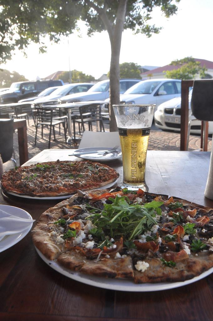 Vovo Telo Pizzeria in Richmond Hill