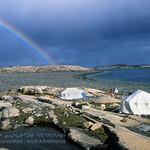 Camping in Kangiqsuallujuaq