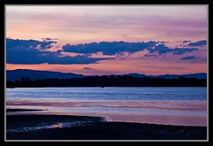 Hayes Inlet Twilight Reflections-2=