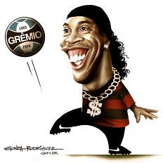 Campeonato Brasileño Ronaldinho