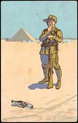 Thomson soda, 1915-1918