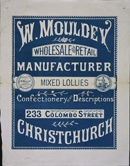 A prizewinning Christchurch confectioner, 1880s