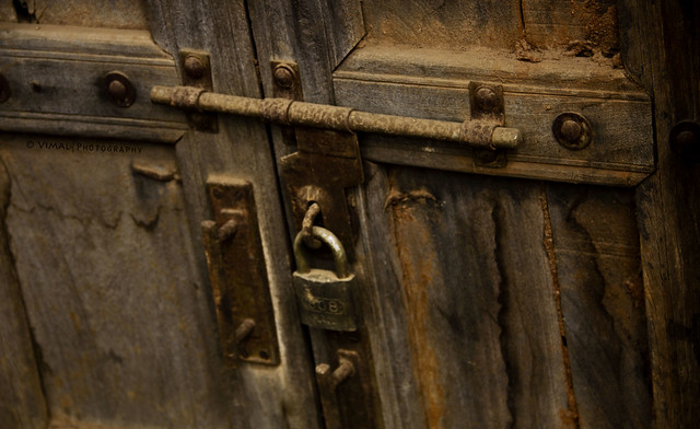 Locked Cabin