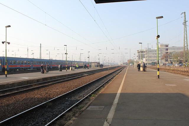 Estación de trenes de Debrecen