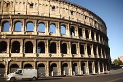 tourism(0.0), bullring(0.0), palace(0.0), opera house(0.0), amphitheatre(1.0), ancient roman architecture(1.0), arch(1.0), ancient history(1.0), landmark(1.0), architecture(1.0), ancient rome(1.0), facade(1.0),