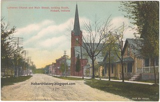 Main Street, color, undated
