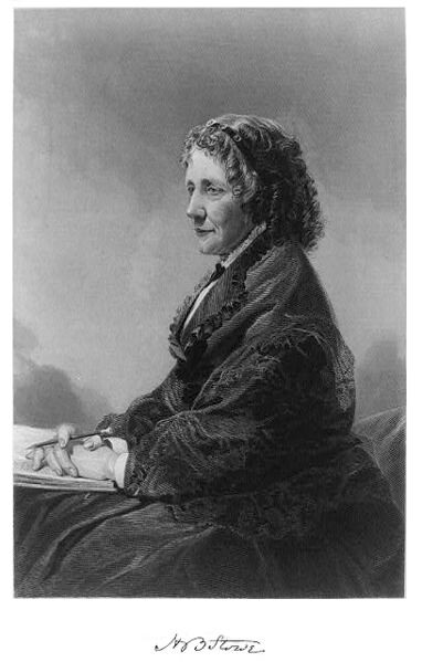 the role of christianity in the novel uncle toms cabin written by harriet beecher stowe Complete summary of harriet beecher stowe's uncle tom's cabin enotes plot summaries cover all the significant action of uncle tom's cabin  and black people and the role of christianity, are .