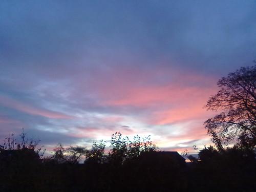sky clouds sunrise himmel wolken sonnenaufgang