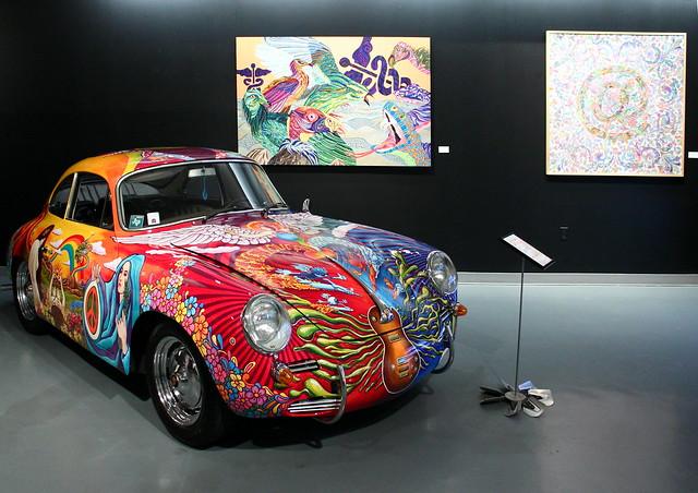 ArtCar Museum by CC user 57412095@N05 on Flickr