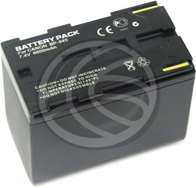 Batería compatible Canon BP-945 by cablematic