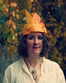 Self Proclaimed Queen of Autumn on 11-11-11