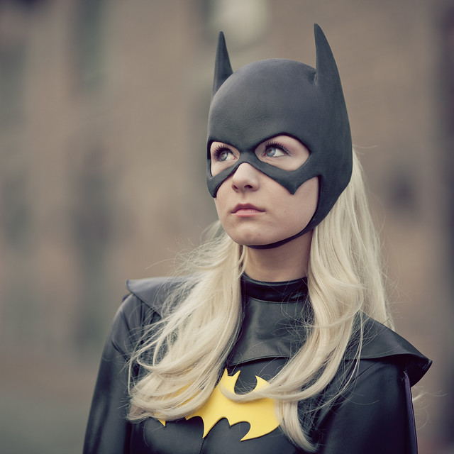 Sina - Batgirl : Stephanie Brown I