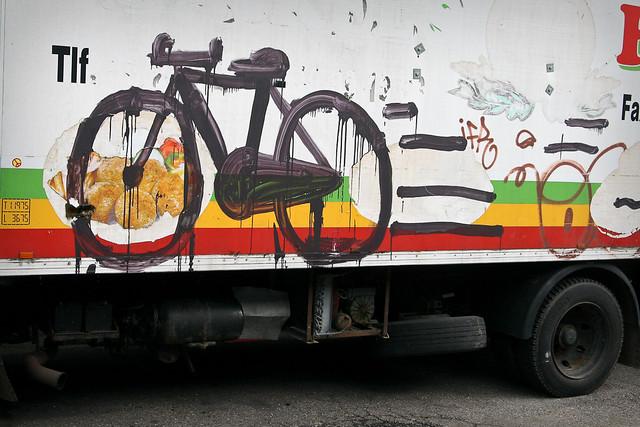bike trucking