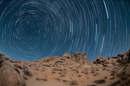 Arc of the Blue Sky by Harold Davis