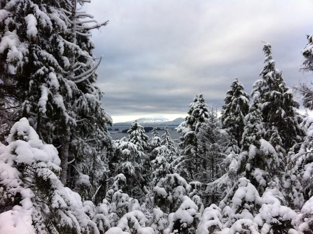 Sitka, AK  Mt. Edgecumbe