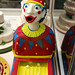 clown game cake
