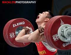 world weightlifting 2011 69kg category