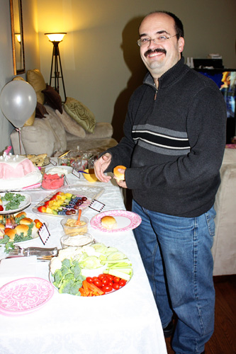 Jeff-at-food-table