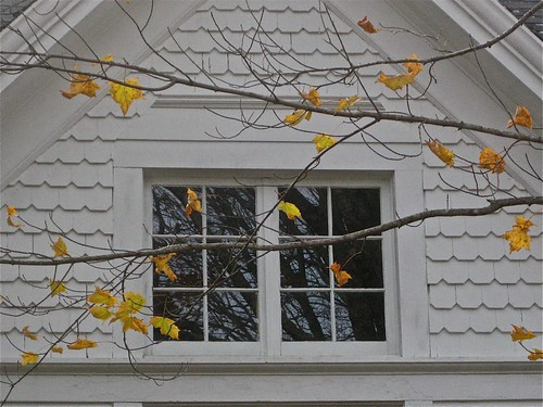 Carriage House Window