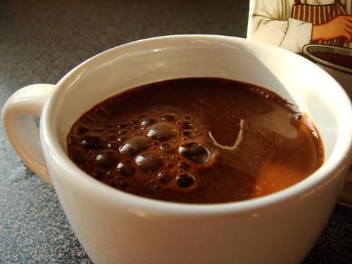 Dark Chocolate Milk