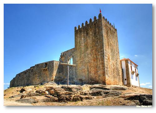Castelo de Belmonte by VRfoto