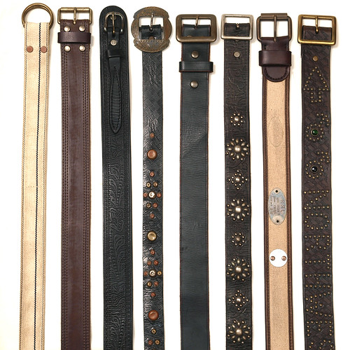 RRL / Belts