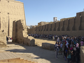 Image of Temple of Horus.