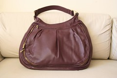 Alesya Bags - Exquisite Eggplant (front)