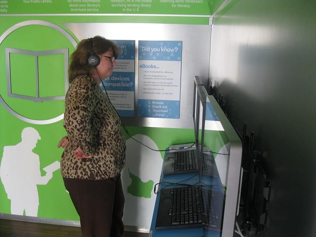 Tampa Bay Library Consortium - Digital Bookmobile