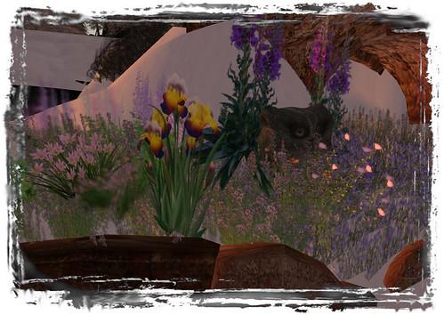 Oubliette - Winter Garden