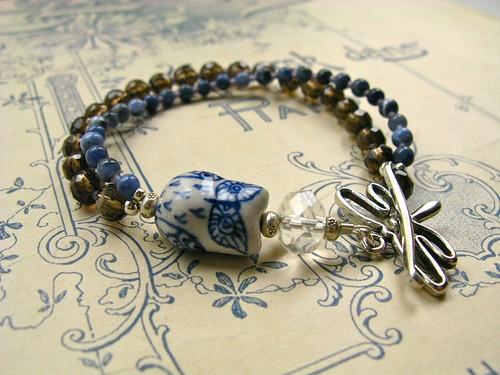 Naturally wiser bracelet