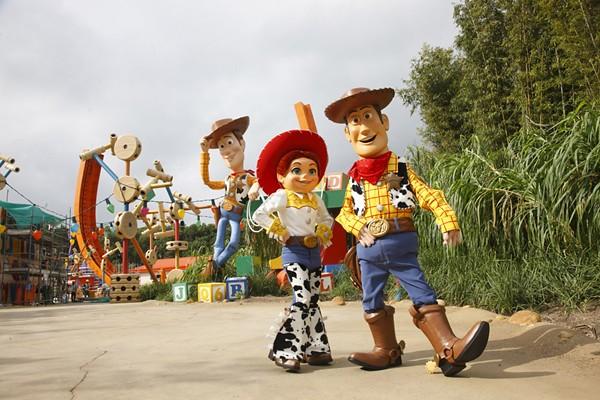 HKTB - The Making of Toy Story Land, Disneyland Hong Kong