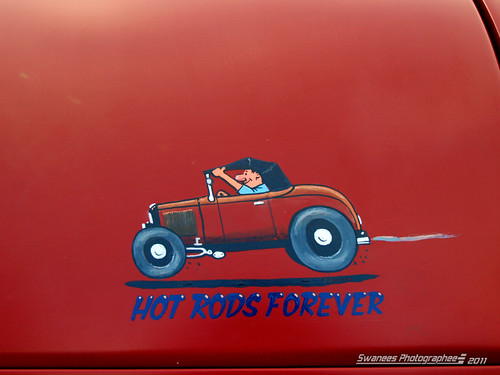 Hot Rods Forever by Swanee 3